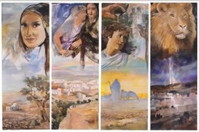 adventsschilderijen-hans-buenk
